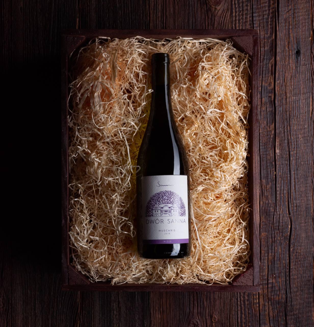 zdjęcie produktowe wina